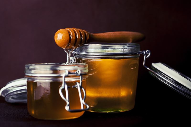 Manuka Honig Halsschmerzen Anwendung